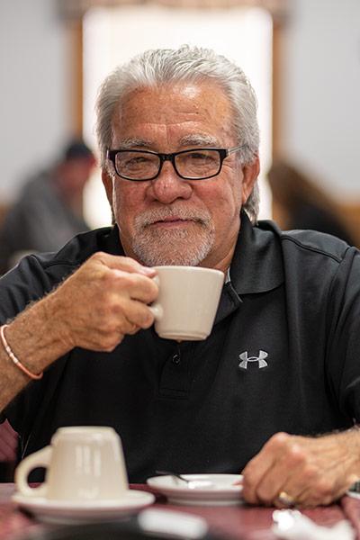 Tiffany's Restaurant Owner Fritz Helmuth
