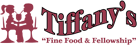 Tiffany's Restaurant Logo
